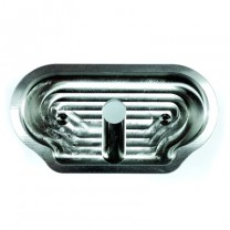 msm combi Weld-in Cup (stainless steel)
